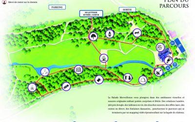 La Balade Merveilleuse : à découvrir au fil des déambulations (un parcours de 1500 m à découvrir à votre rythme)