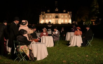 La Balade Merveilleuse : féerie de lumières et spectacles musicaux au château de Thillombois
