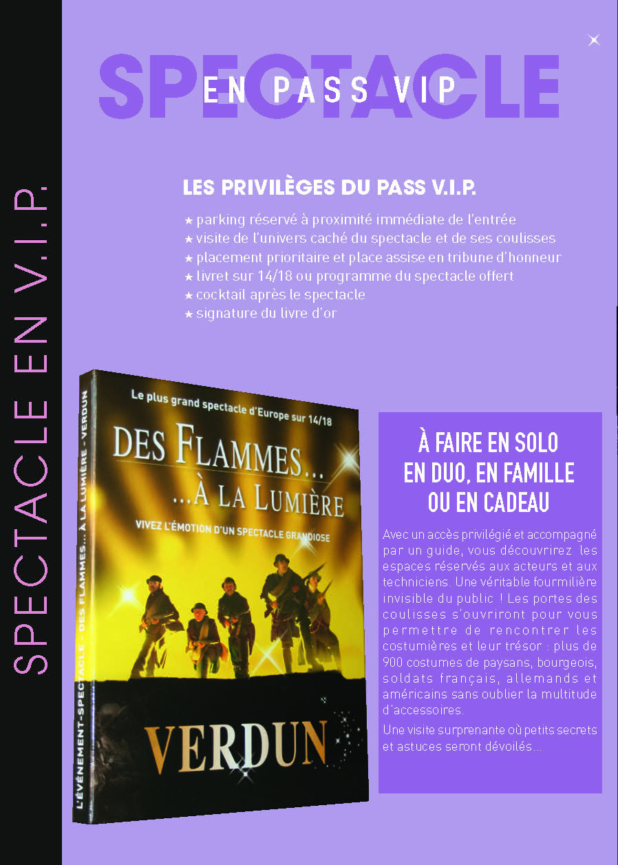 offre VIP 2015