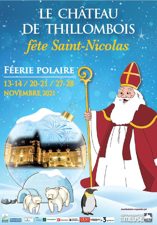 Saint Nicolas 13 14 20 21 27 28 novembre 2021