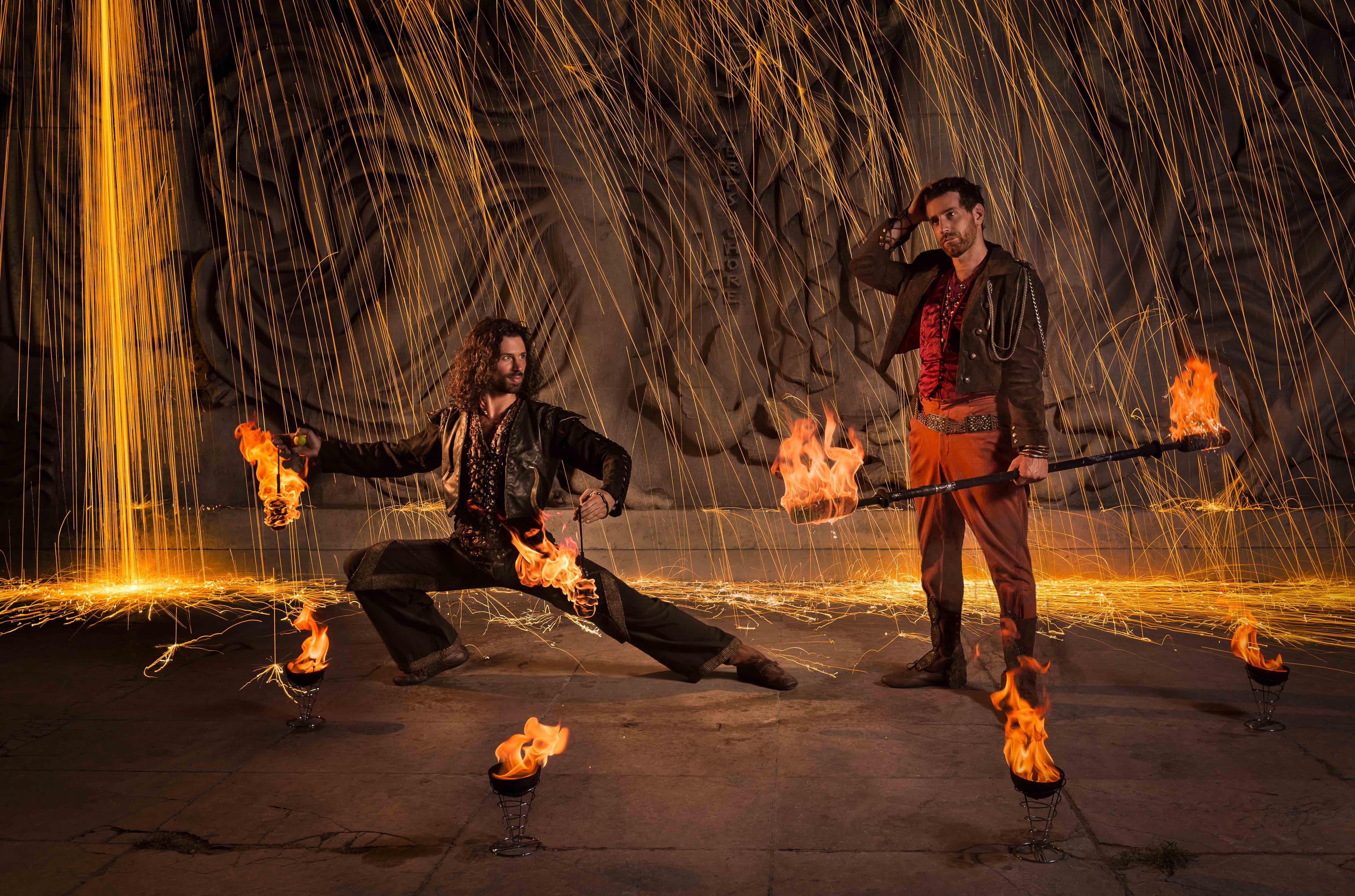 Le point d'orgue de cet événement sera le nouveau spectacle pyrotechnique qui se mariera, pour la première fois dans l'Est de la France, avec la compagnie des Arts de feu,  « SuperCho ».
