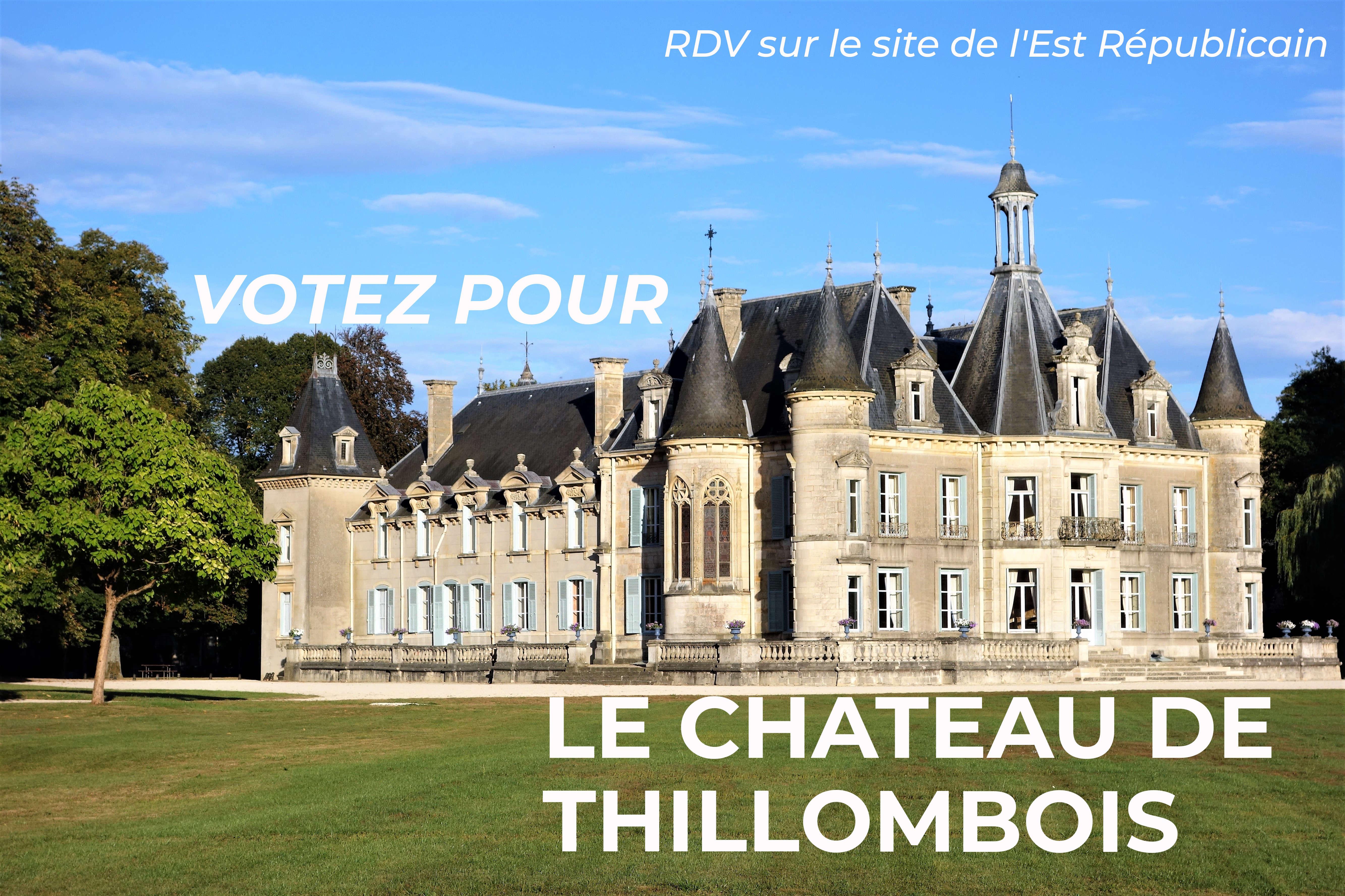 Le château, Thillombois. Ce magnifique château Renaissance est situé à Thillombois, en plein cœur de la Meuse. Son parc de 43 hectares est inscrit lui offre un cadre exceptionnel.