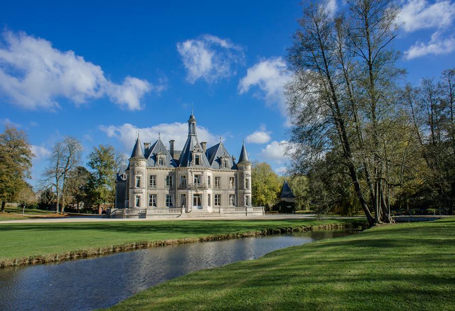 Thillombois parc et château